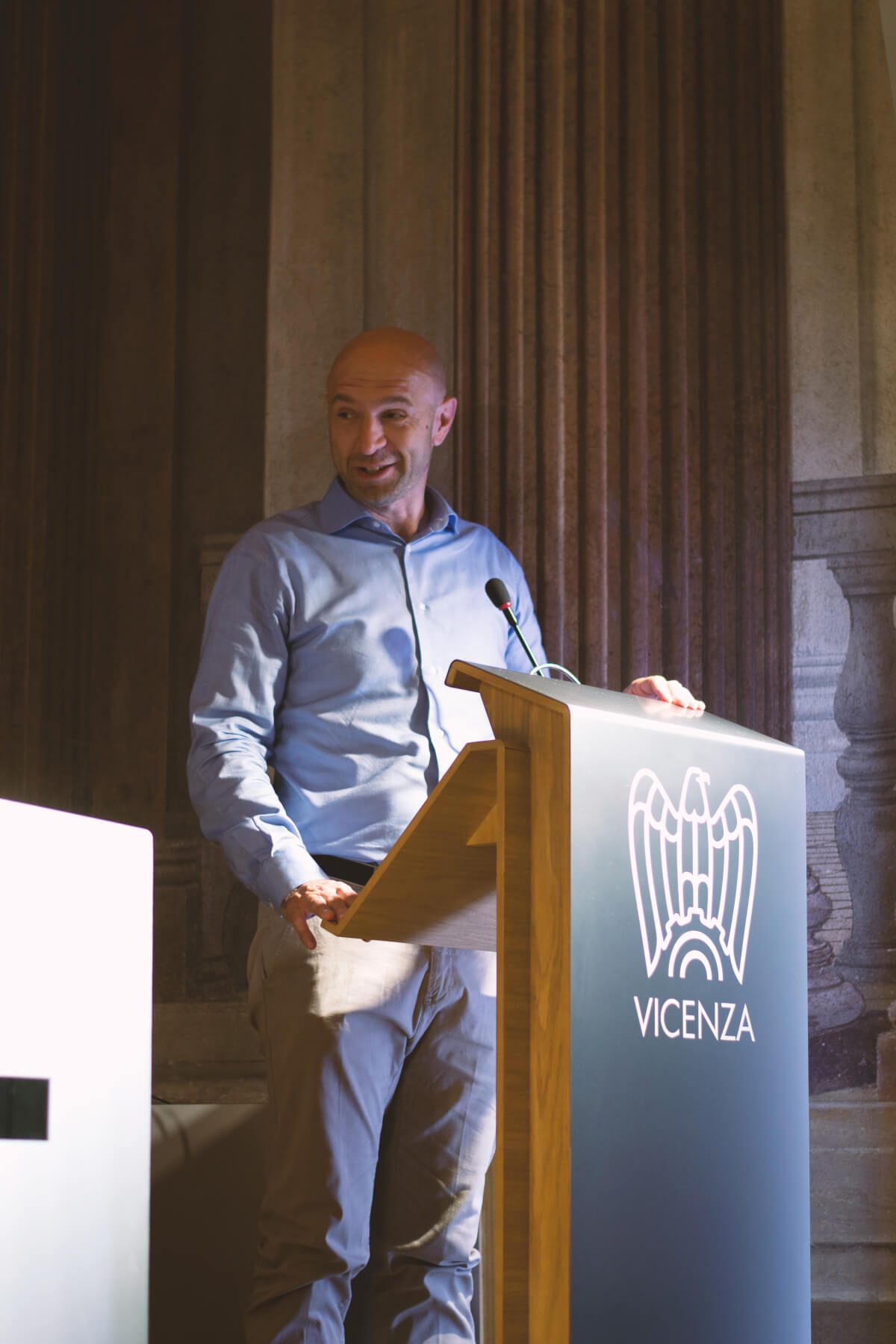 Dott. Oscar Miotti, vicepresidente dell'Ordine Veneto degli Psicologi